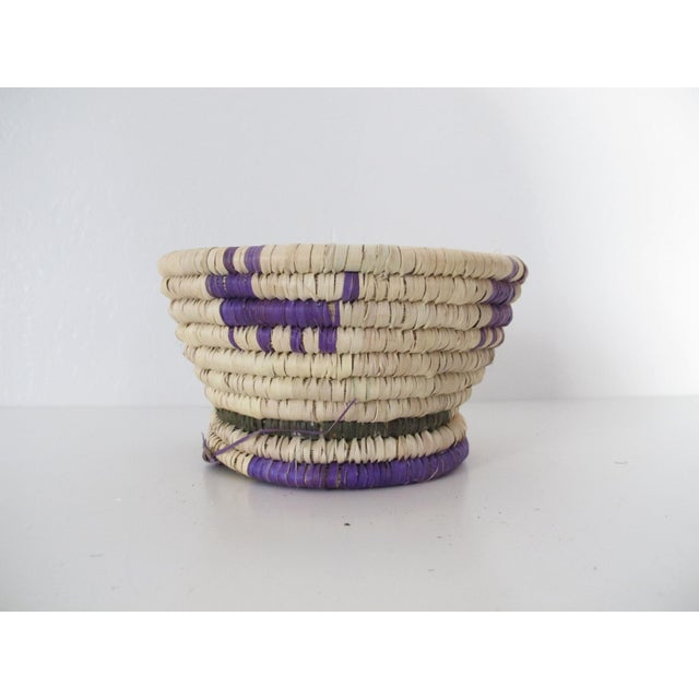 Purple Coyote Basket - Image 2 of 5