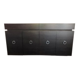Contemporary Interior Define Oak Buffet/Credenza