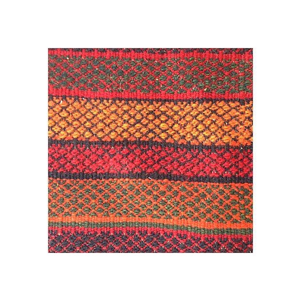 Turkish Wool Saddlebag - Image 4 of 5