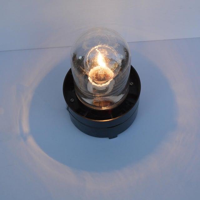 1960s Wall Lamp or Pendant Lamp Elektrosvit Nové Zámky, Czechoslovakia For Sale - Image 6 of 12