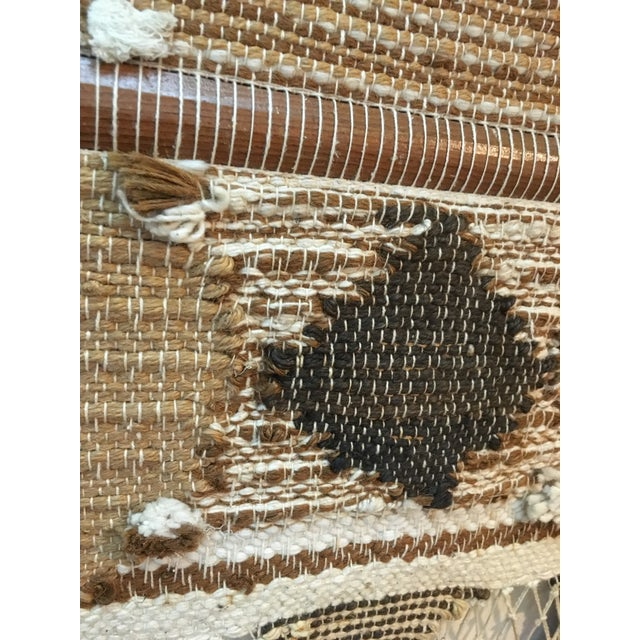 Don Freedman Macrame Wall Hanging For Sale - Image 5 of 11