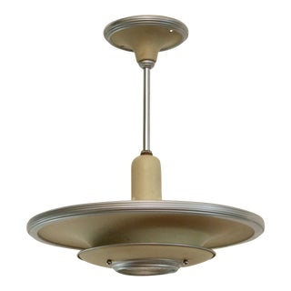 Midcentury Modern Atomic Ceiling Pendant Light