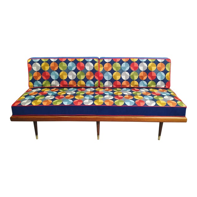 Mid-Century Danish Modern Daybed/Settee or Sofa - Image 1 of 8