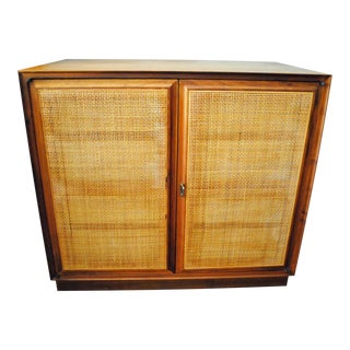 Mid Century Walnut Cabinet/Chest by Jack Cartwright for Founders