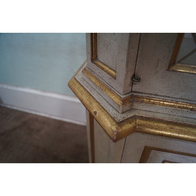 Widdicomb Hollywood Regency Style Tall Cabinet - Image 6 of 10