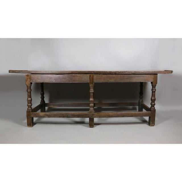 Jacobean Oak Refectory Table For Sale - Image 10 of 10