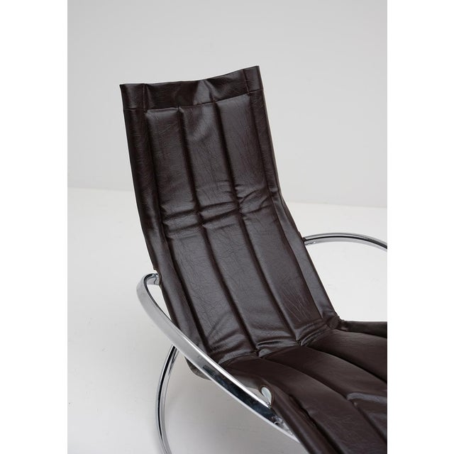 ROGER LECAL JET STAR LOUNGE CHAIR - Image 5 of 11