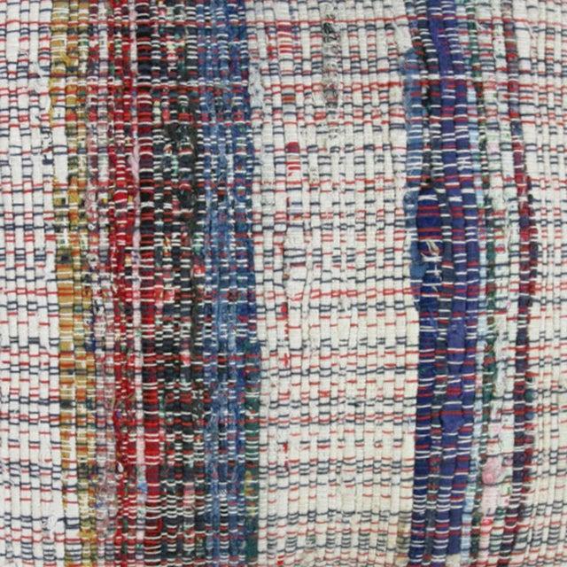 "Cotton Kilim Pillow | 16"" - Image 2 of 2"