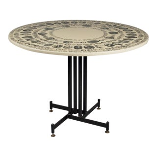 Piero Fornasetti Roman Center Table For Sale