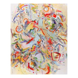 """Gina Werfel """"Tumble"""", Painting For Sale"""