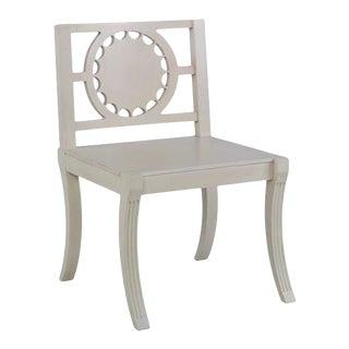 Mary McDonald for Chaddock Georgia Hall Chair For Sale