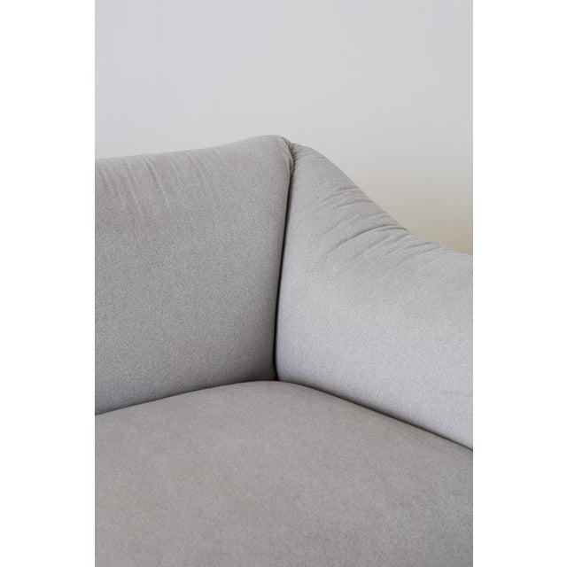 Mario Bellini for Cassina Tentazione Upholstered Sofa For Sale In San Francisco - Image 6 of 13