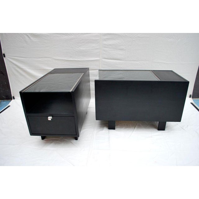 Mid-Century Modern Side Table by George Nelson - a Pair For Sale - Image 3 of 5