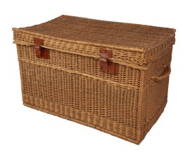 Image of French Country Trunks and Blanket Chests
