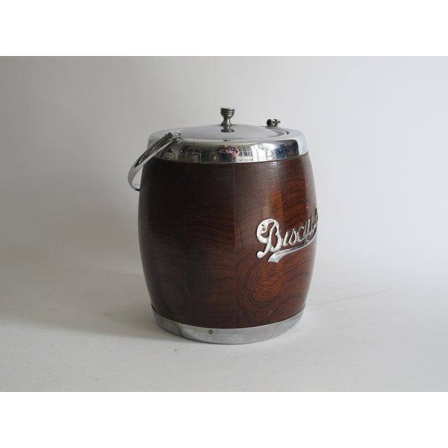 English Biscuit Barrel - Image 5 of 5
