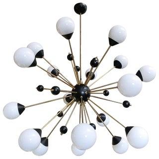 1960's Mid Century Sputnik Chandelier For Sale