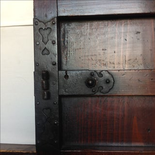 Japanese Tansu Cabinet/Armoire Preview