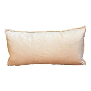 Ralph Lauren Damask Lumbar Pillow