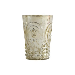 Mercury Glass Votive