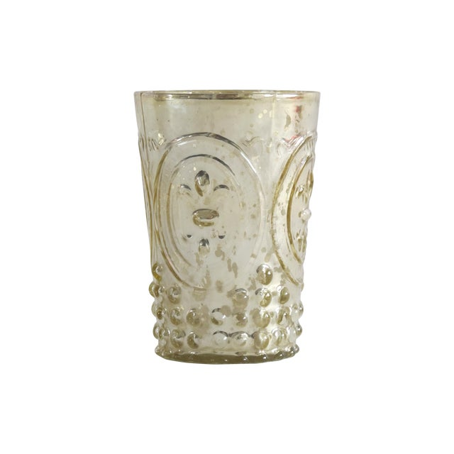 Mercury Glass Votive - Image 1 of 3