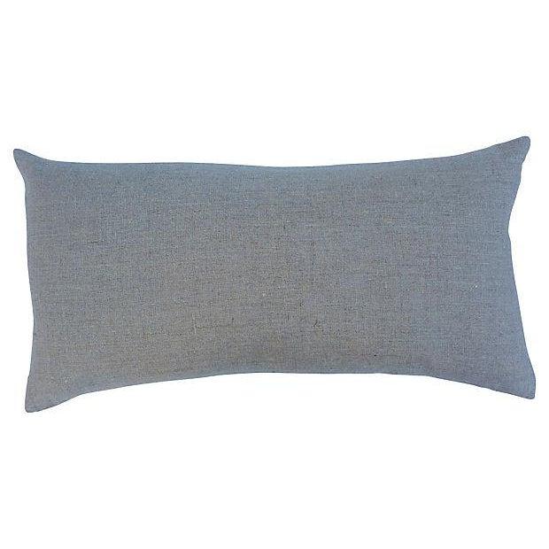 Japanese Obi Metallic Pillow - Image 2 of 5