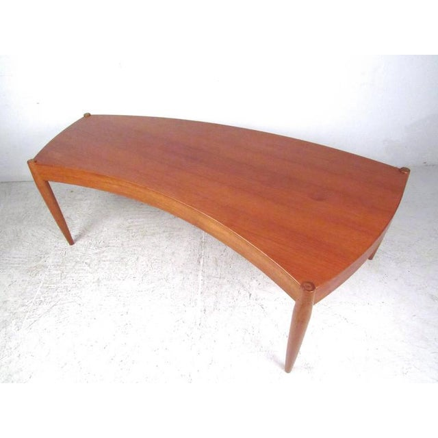 Johannes Andersen Coffee Table By For Trensum Chairish