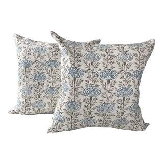 Custom Linen Pillows Lisa Fine - A Pair