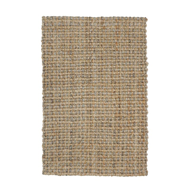 Contemporary Costa Rica Natural/Gray Rug - 5 X 8 For Sale - Image 3 of 3