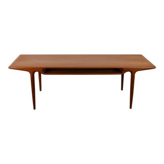 Vintage Johannes Andersen Coffee Table for Cfc For Sale