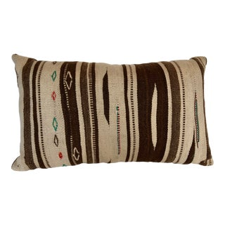 Vintage Ourika Berber Rug Pillow For Sale
