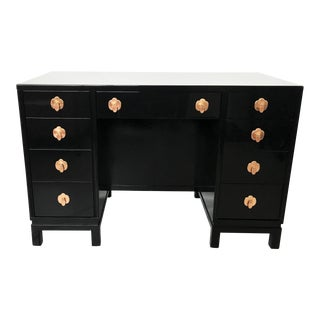 Lacquered Desk by Landstrom Furniture For Sale