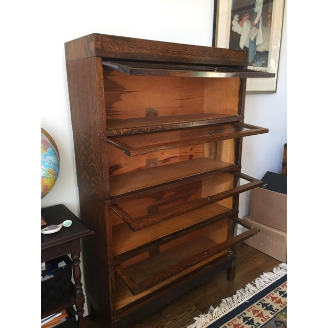 furniture amish bookshelf office solid wood made bookcase mission p pid style and country arts crafts
