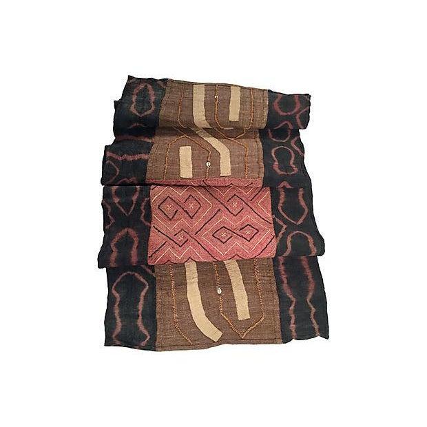 African Kuba Cloth - Image 3 of 6