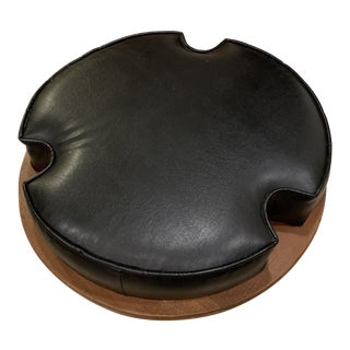 Mid Century Foot Stool For Sale