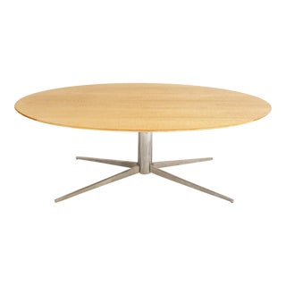 Mid-Century Modern Florence Knoll Dining Desk For Sale