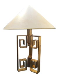 Image of Wrought Iron Table Lamps