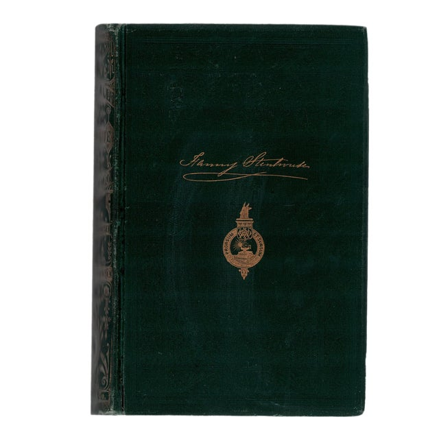 "1875 ""Tell It All: The Story of a Life's Experience"" Collectible Book For Sale"