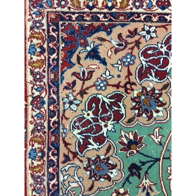 Contemporary Kashan Style Rug - 3′2″ × 5′8″ - Image 3 of 4