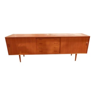 Danish Server by Clausen & Søn For Sale