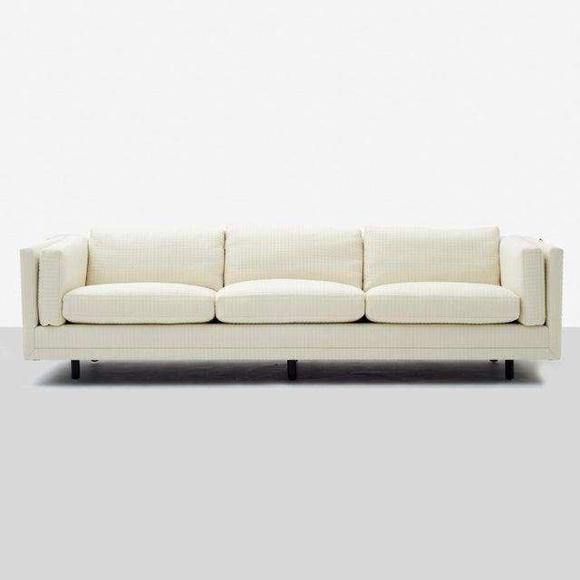 Harvey Probber Tuxedo Style Sofa For Sale In San Francisco - Image 6 of 6