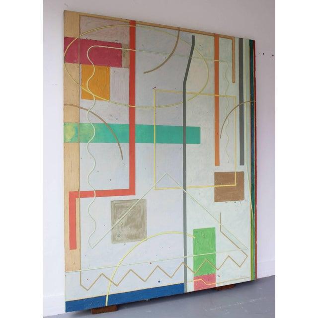 Modern Tom Bacher Moderne #9 For Sale - Image 3 of 7