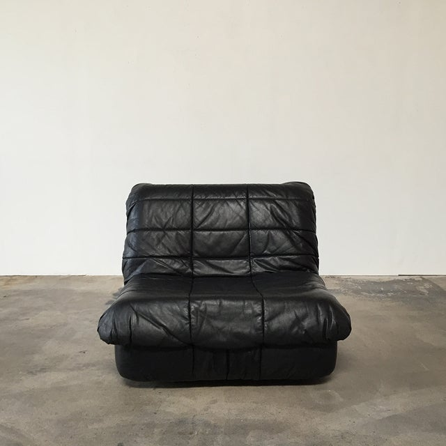 "Vintage Ligne Roset ""Gao"" Sleeper Chair - Image 4 of 11"