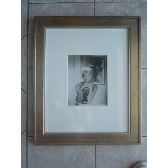 Part of a incredible collection from a Palm Springs designer, is this original photograph of Lana Turner taken for MGM...