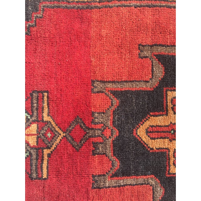 Vintage Anatolian Turkish Rug - 2′ × 3′6″ - Image 5 of 6