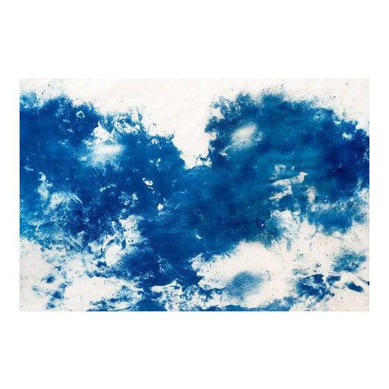 """Moontide"" Cyanotype Print For Sale"