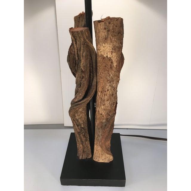 Organic Twig/Root Lamp - Image 3 of 6