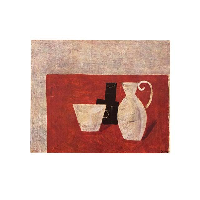 1947 André Derain, First Edition Period Parisian Still Life Lithograph For Sale
