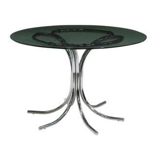Italian Modern Dining Table in the Style of Bertoia, Circa 1970