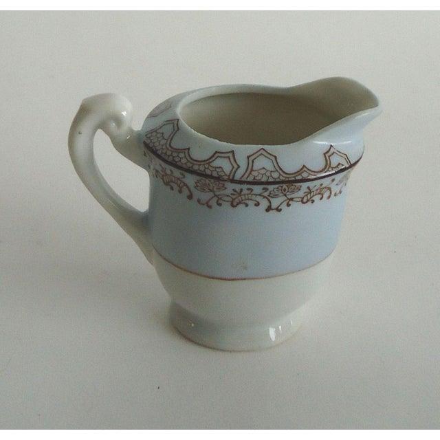 Antique Porcelain Child's Tea Set - 21 Pieces - Image 6 of 6