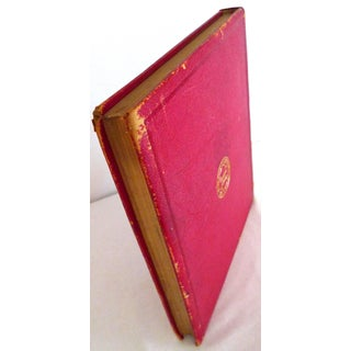1900s Decorative Leather Book, Meynell's Children of the Old Masters Preview
